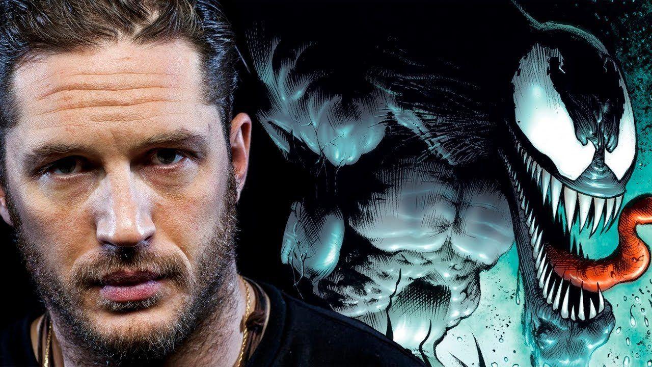 Артист Том Харди сыграет суперзлодея-пришельца Венома еще в 3-х фильмах