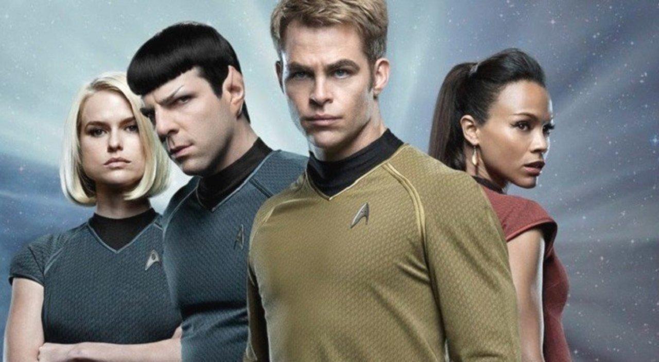 Команда  космических исследователей из Звёздного пути