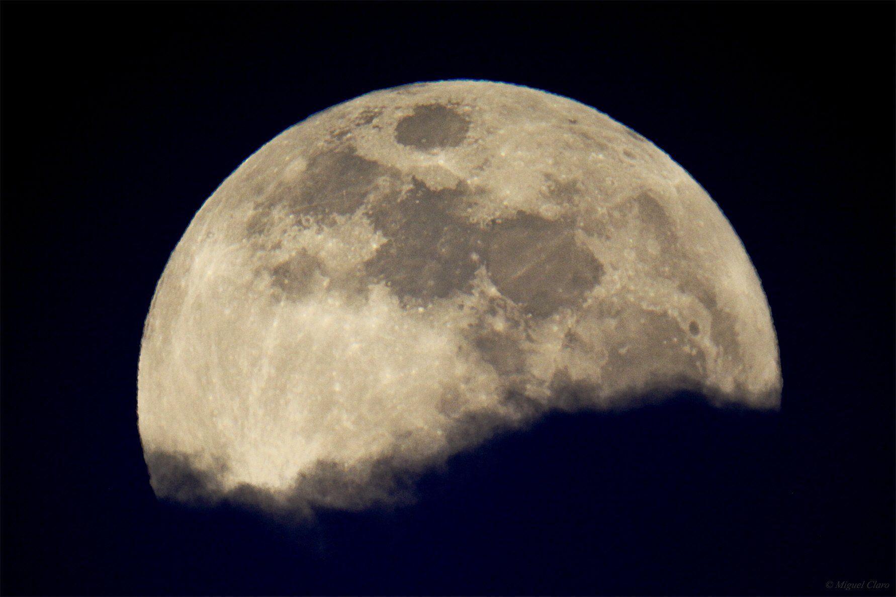 фото гигантской луны актрисы