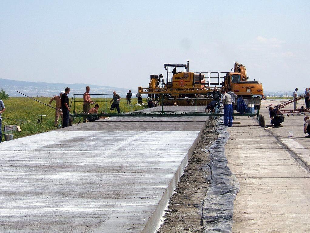 Бетон аэродромов купить ремонтный состав для бетона в леруа мерлен