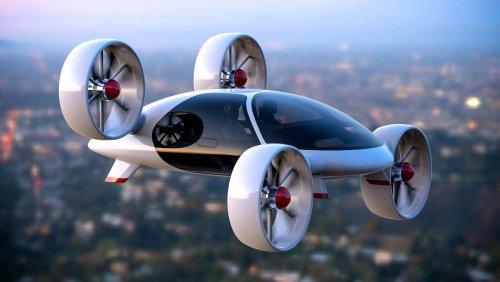 Ученые из России создали прототип аэротакси