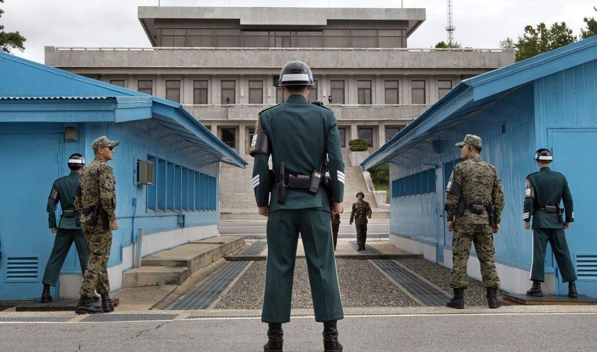 Военнослужащий изКНДР перебежал вЮжную Корею