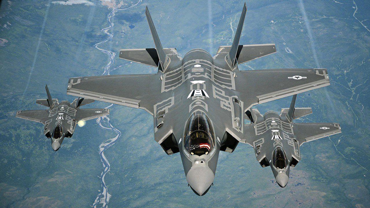 Конфликт назрел между США иВеликобританией из-за F-35