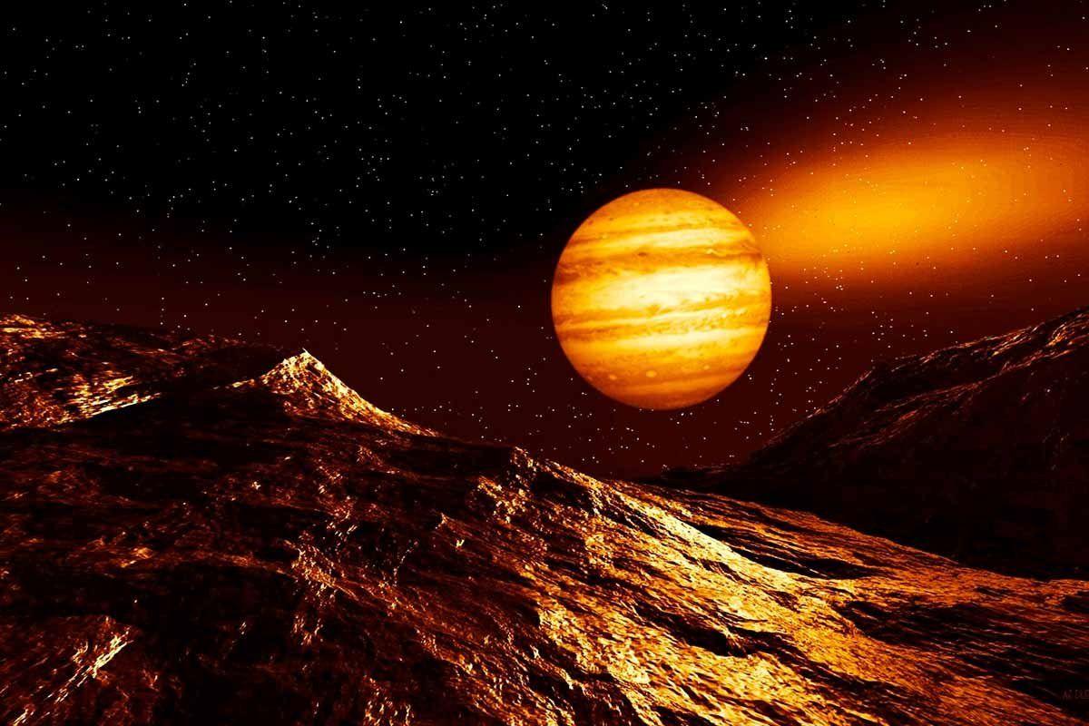 картинки космос планета юпитер ряд этих обозначений