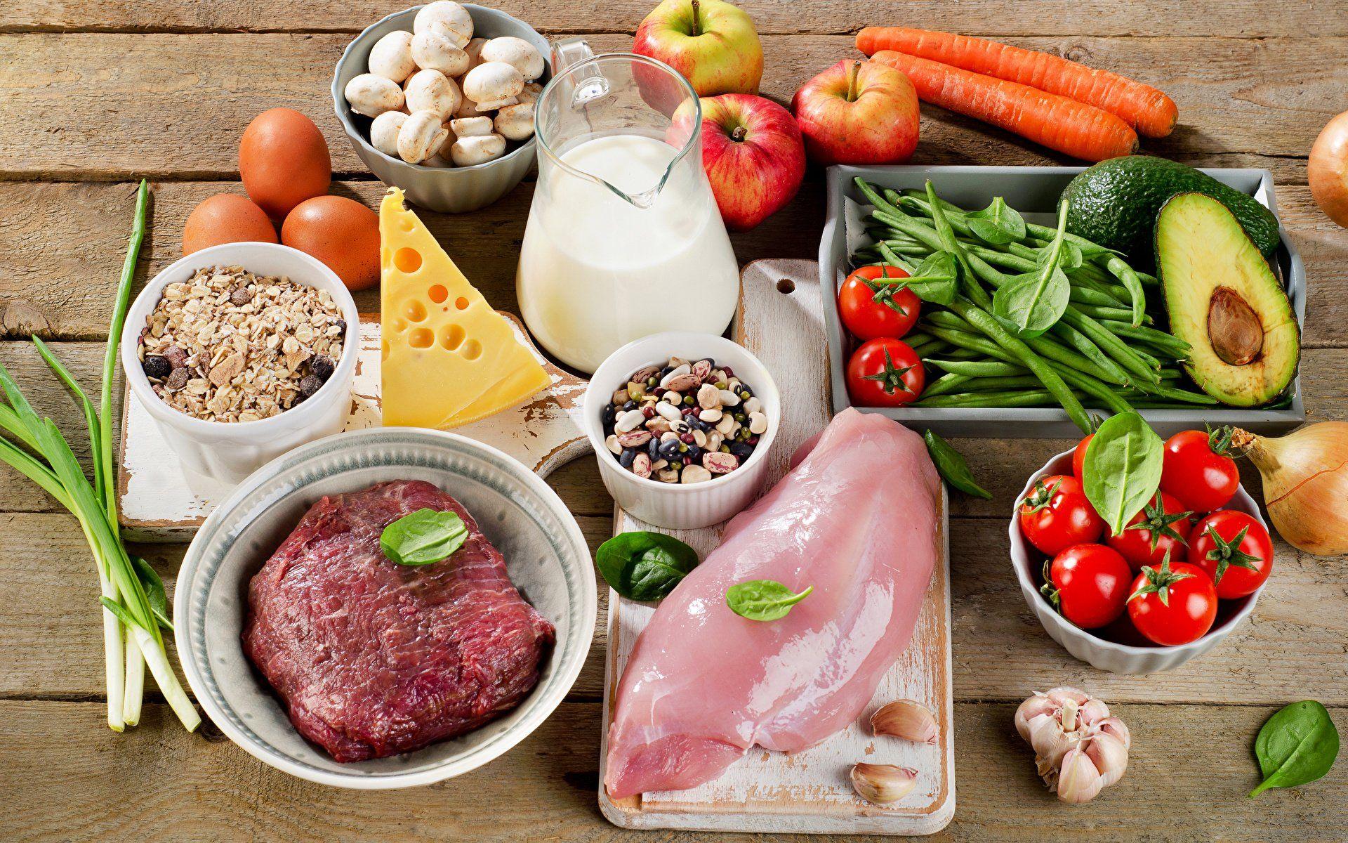 Сбалансированная Диета Для Здорового Питания. Сбалансированное питание – примерное меню на неделю для всей семьи на каждый день