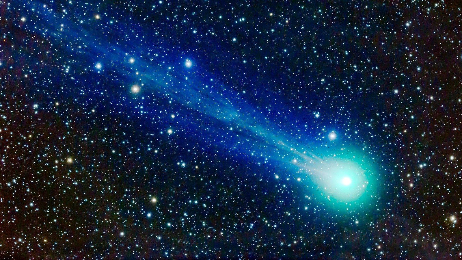 Красивые картинки комета
