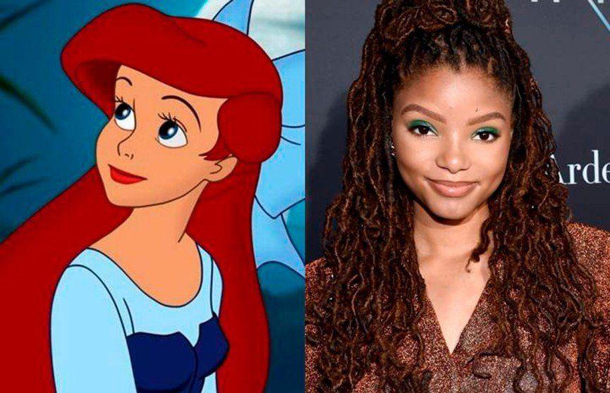 Новую Русалочку Disney сыграет темнокожая актриса